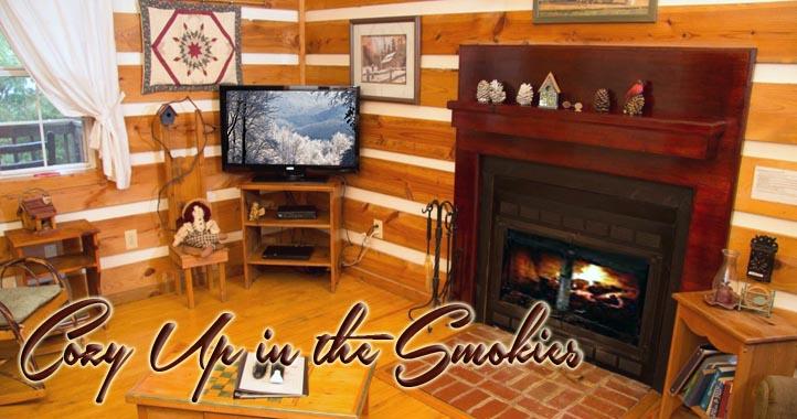 Romantic Winter Getaway Cabin