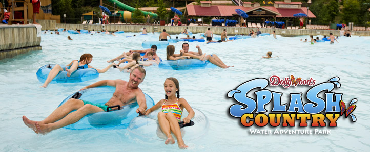 Splash Country Pigeon Forge Water Park