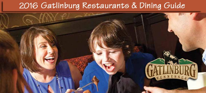 Gatlinburg Restaurant Coupons and Restaurant Guide