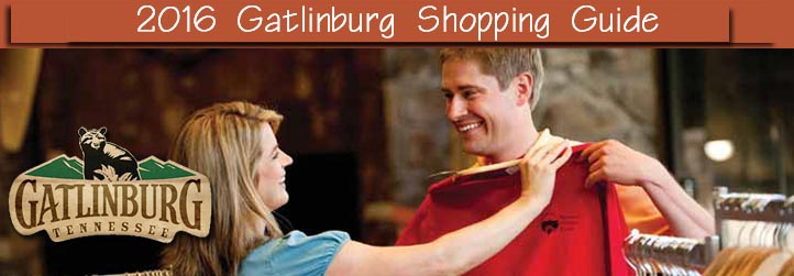 Gatlinburg Shopping - Gatlinburg Strip Shops and Malls