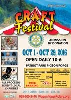 Rotary Club Craft Fair Flyer