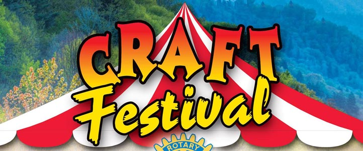 Pigeon Forge Rotary Craft Fair