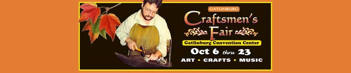 Gatlinburg Fall Craftsmen's Fair 2016