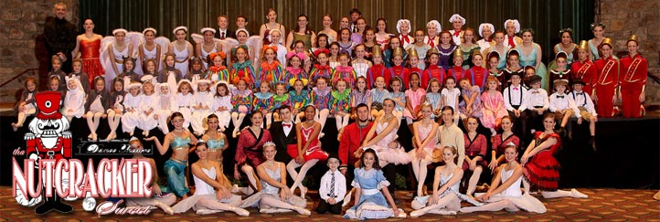 Nutcracker Sweet - Nutcracker Suite Ballet