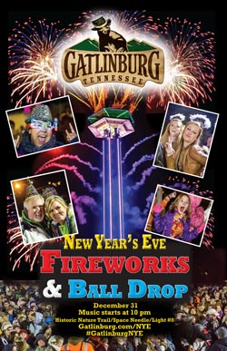 Gatlinburg New Years Balldrop