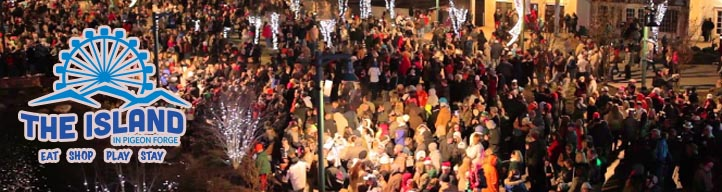 Gatlinburg and Pigeon Forge New Years Eve Parties