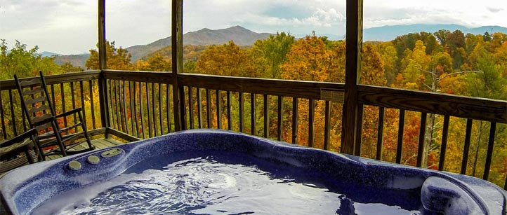 Private Pigeon Forge Cabin Rentals for Romantic Mountain Getaways