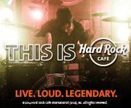 Live Music Pigeon Forge Hardrock Cafe