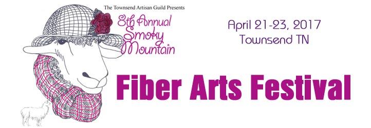 Spring Fiber Arts Festival Townsend TN
