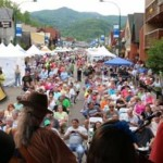 Gatlinburg Beans and Cornbread Festival