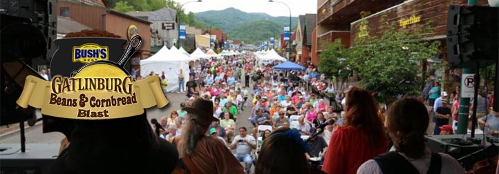 Gatlinburg 2017 Beans and Cornbread Festival