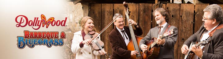 Dollywood 2017 Bluegrass and BBQ Festival - Dollywood TN