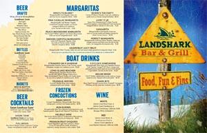 Margaritaville Restaurant in Downtown Gatlinburg