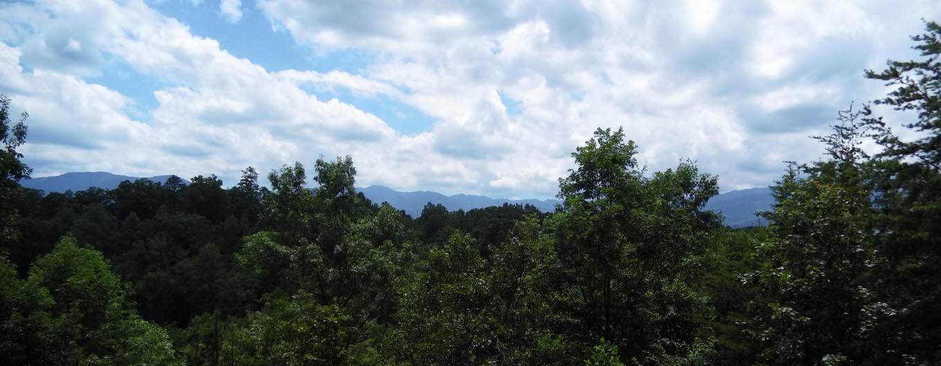 Pigeon Forge Gatlinburg Cabins with Mountain View