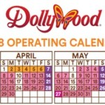 Dollywood 2018 Festivals and Dates