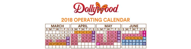 Dollywood 2018 - New Festival at Dollywood