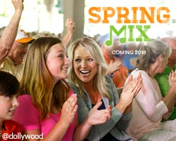 Dollywood 2018 New Spring Mix Music Festival