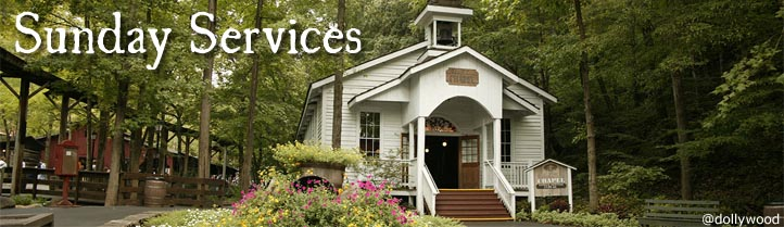 Smoky Mountains Churches - Pigeon Forge, Sevierville, Gatlinburg Churches