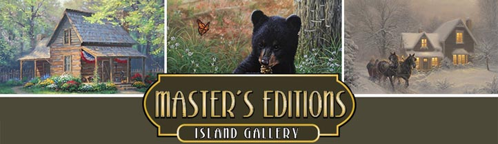Shops at The Island Pigeon Forge - Masters Editions Art Gallery