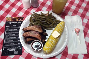 BBQ Restaurants in Pigeon Forge, Gatlinburg, Sevierville