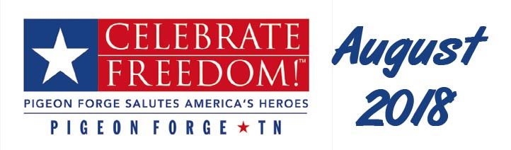Pigeon Forge 2018 Celebrate Freedom Military Discounts at Pigeon Forge Restaurants