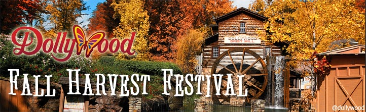 Dollywood Fall Harvest Festival & Southern Gospel Jubilee