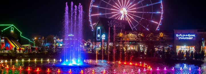 Pigeon Forge Island Things to Do and Entertainment Calendar