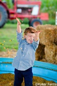 Corn Mazes and Fall Family Fun
