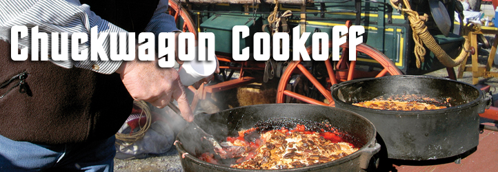 Pigeon Forge Chuck Wagon Cookoff - Saddle Up