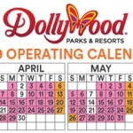 Dollywood 2019 Festivals and Dates