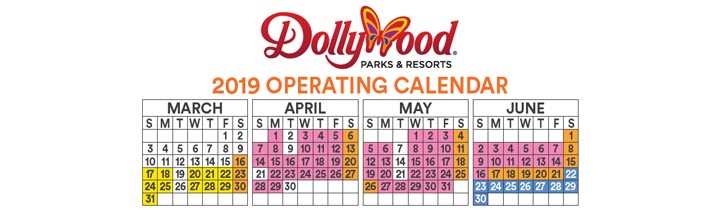 Dollywood 2019 - New Festivals and Attractions at Dollyworld