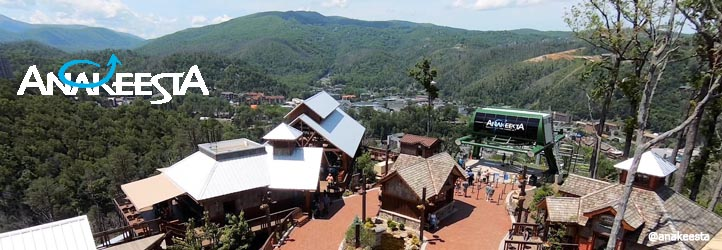 New Restaurant, Attraction and Ride at Anakeesta Gatlinburg