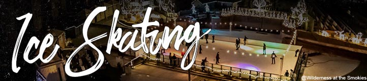 Ice Skate near Gatlinburg