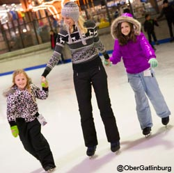 Ober Gatlinburg Indoor Ice Rink