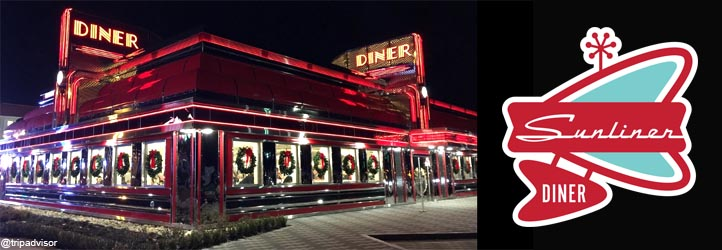 New Restaurants in Pigeon Forge Sunliner Diner