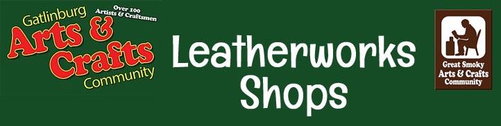 gatlinburg-leather-shops