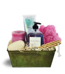 Soothing Spa Basket