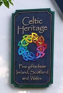 Celtic Heritage Gift Shop