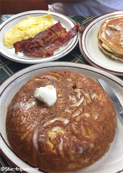 Atrium Pancakes Breakfast & Lunch
