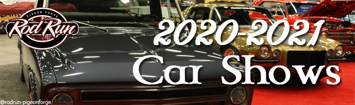 2020 Car Shows in Pigeon Forge