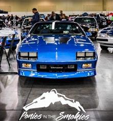 Ponies in the Smokies, Rod Run, Ford F-150, Corvettes, Pontiacs, Broncos, Jeeps