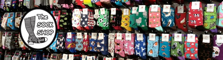 The Sock Shop at The Village Shops Gatlinburg