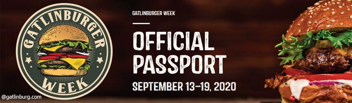 New Gatlinburg Event - Gatlinburg Restaurants Burger Week