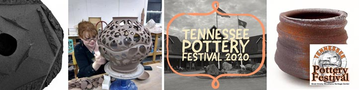 Tennessee Pottery Festival 2020