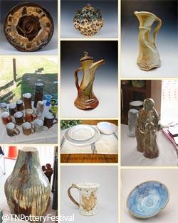Townsend TN Pottery Festival