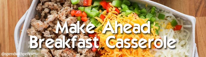 Hash Brown Casserole Recipe - Easy Make Ahead Breakfast