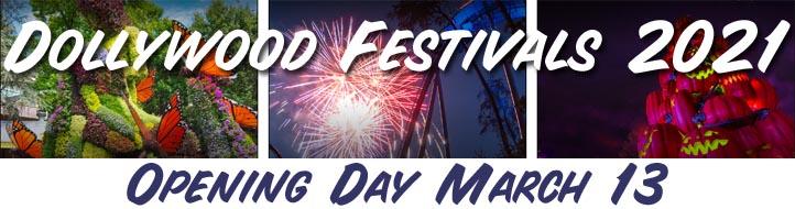 Dollywood Festivals 2021 Dollywood TN