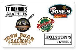 Locally Owned Restaurants Gift Card
