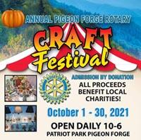 Rotary Club Craft Festival at Patriot Park